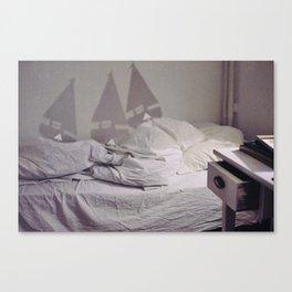 Where Alice Sleeps II Canvas Print