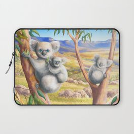 Koala and Joey Laptop Sleeve