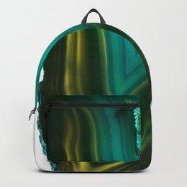 Upside-down flame Backpack