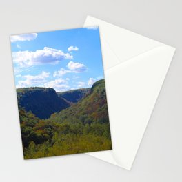 A Perfect Day in Letchworth-Portrait Stationery Cards