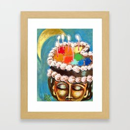 One Sweet Dream Framed Art Print
