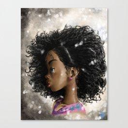 Little Princess Canvas Print
