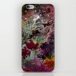 Cosmic blurr ll iPhone Skin