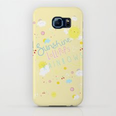Sunshine Slim Case Galaxy S6