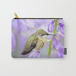 Sweet Dreams Little One-Hummingbird Carry-All Pouch