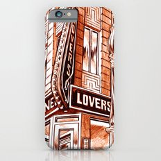 Lovers Diner iPhone 6s Slim Case