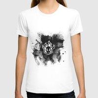 bleach T-shirts featuring Bleach BW 5 by Bradley Bailey