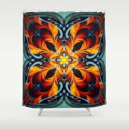 Mandala #7 Shower Curtain