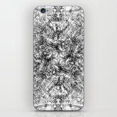 CPU (Dark T-shirt Version) iPhone & iPod Skin