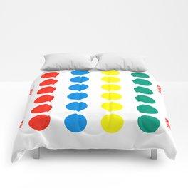 Twist game Comforters