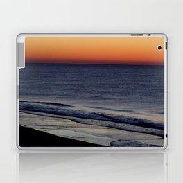 Orange Sherbet Sunset Laptop & iPad Skin