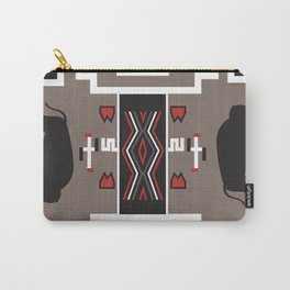 American Native Pattern No. 161 Carry-All Pouch