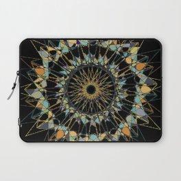 black celtic spiro Laptop Sleeve