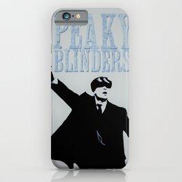 Blinders Manifest! iPhone Case