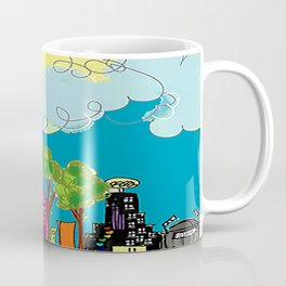 JL The City View Coffee Mug