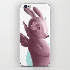 Jakalope iPhone & iPod Skin