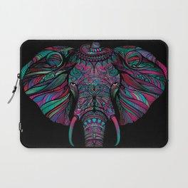Tiny Hat Elephant Laptop Sleeve
