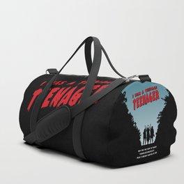 Teenage Terror Duffle Bag