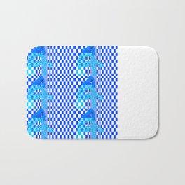 Mod - Blue Bath Mat