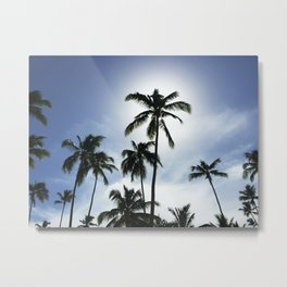 Vacation Metal Print