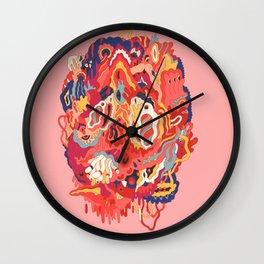 Head (Alternate) Wall Clock