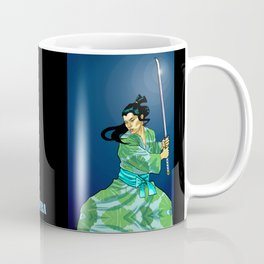 Eternal Samurai I Coffee Mug