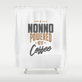 Gift for Nonno Shower Curtain