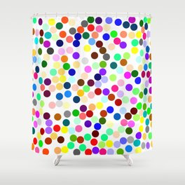Piperonyl Butoxite Shower Curtain