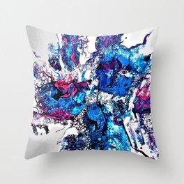 Splat One Throw Pillow