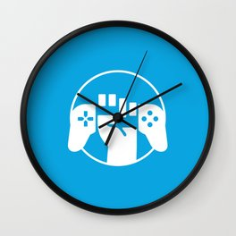 Ready Play Wall Clock