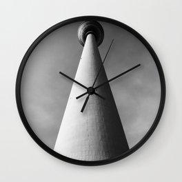 TV Tower Berlin Wall Clock