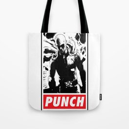 Punch Tote Bag