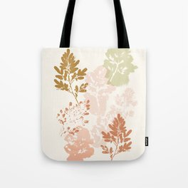 Leaves 1 Tote Bag