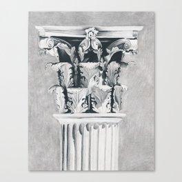 Corinthian Column Canvas Print