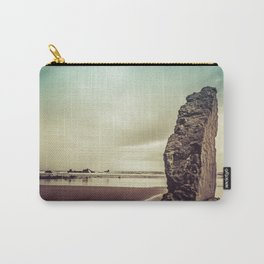 Ocean Beach - Sacred Space by the Sea Carry-All Pouch