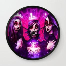 Dark Priests Wall Clock