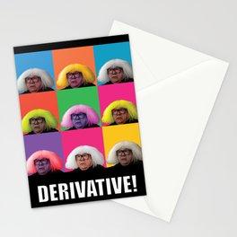 Derivative Stationery Cards