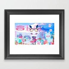 Best Xmas Ever  Framed Art Print