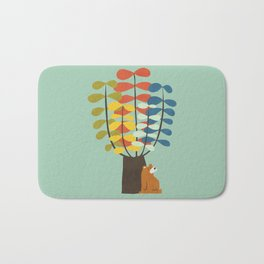 Shady Tree Bath Mat
