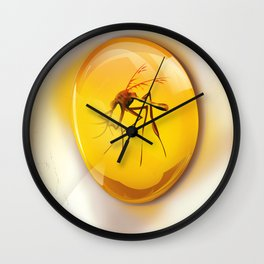 Life Will Find a way. Wall Clock