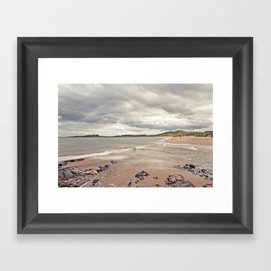 Embleton Bay Framed Art Print