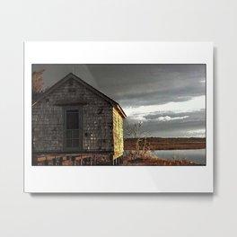 Assateague House Metal Print