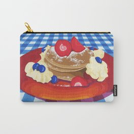 Pancakes Week 10 Carry-All Pouch