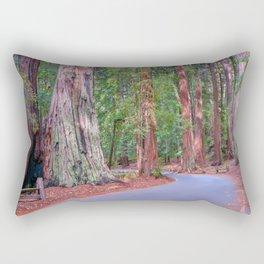 Big Basin Redwoods Rectangular Pillow