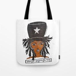 Miss Raggamuffin Tote Bag