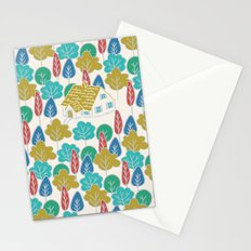 Happy Hermit Stationery Cards