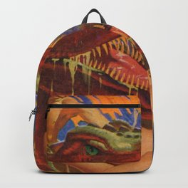 Dinosaur attack! Backpack