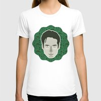 mulder T-shirts featuring Fox Mulder by Kuki