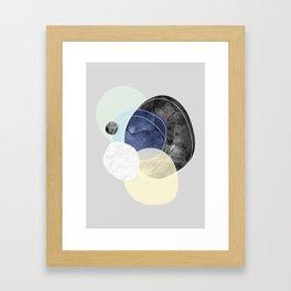 Kiesel  Framed Art Print