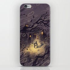Could It Be The Wind? iPhone & iPod Skin